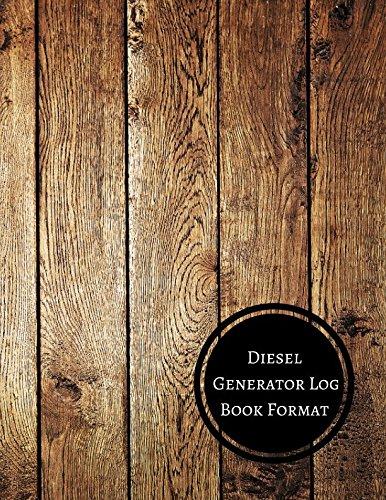 Diesel Generator Log Book Format: Generator Log - Diesel-generatoren