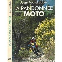 La randonnée moto