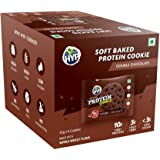 Hyp Protein Cookies - Double Chocolate (Pack Of 6)