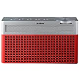 Geneva Touring S Portable FM/DAB+ Digital Radio and Bluetooth Speaker - Red