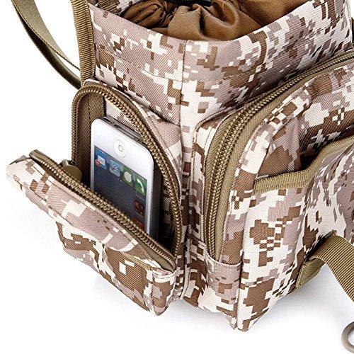 Outdoor Multi-Funktions-Rucksack/Paar Outdoor-Taschen/Kamera-Tasche H