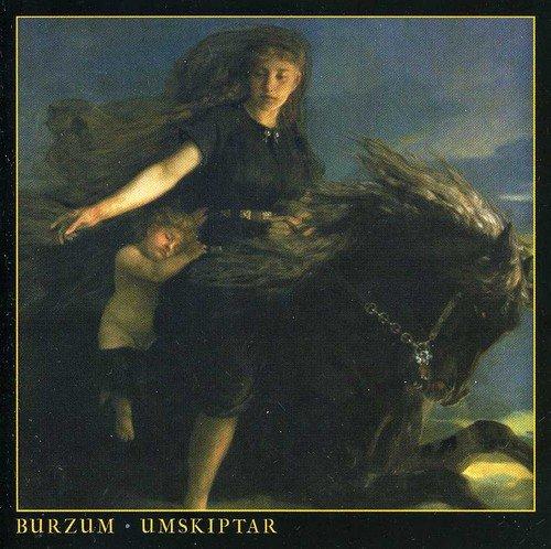 Burzum: Umskiptar (Audio CD)