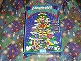 PLAYMOBIL® 3850 - Adventskalender von 1997 Winterlandschaft mit Weihnachtsmannn