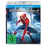 The Amazing Spider-Man 2: Rise of Electro (3D + 2D Version - 2 Discs) [3D Blu-ray]