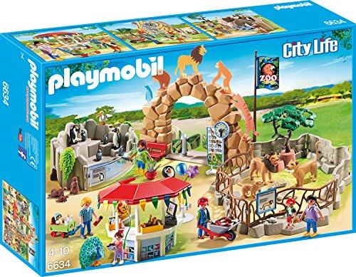 "Playmobil Zoo - ""Mein großer Zoo"""