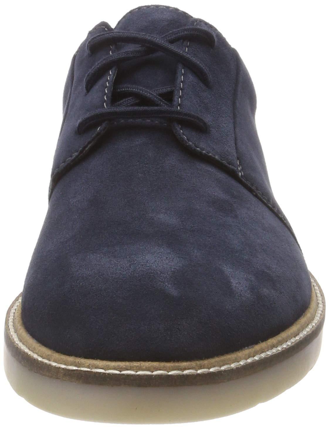 Clarks Grandin Plain, Zapatos de Cordones Brogue Hombre