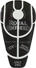 NEW TRAND TRADING Customized Enfield Bullet full Tank Pad Tank Sticker Protector Pad For Royal Enfield Thunderbird 350