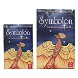 Symbolon Oracle Tarot - 80 Fortune Telling Cards Deck with English Instructions (Standard)