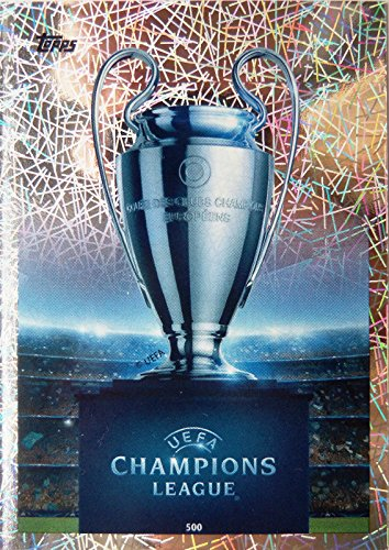 Topps Champions League Match Attax 15/16 Logo & Trophy 2015/2016 Trading Cards