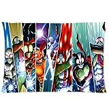 Custom Anime TV Show Kamen Rider Noir Power Rangers idées un côté Imprimé pour...