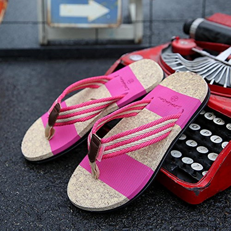 fankou Cool Pantoufles Hommes Cool fankou épaisse Chaussures de Loisirs d'été Anti-Dérapant Que Les Amateurs de Mode et Chaussures... - B07C5KYXH1 - 9ae5bd