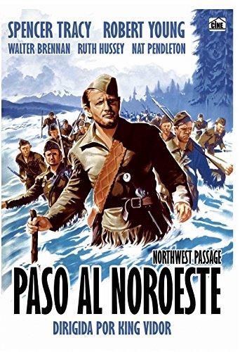 Bild von Paso Al Noroeste (Northwest Passage (Book I - Rogers' Rangers)) (1940)