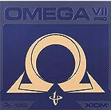 Xiom Belag Omega VII Pro, rot, 2,3 mm