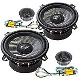 BMW 7er (E38) (94-01) Audio System Lautsprecher 130mm Kompo Frontbereich oder Heckablage
