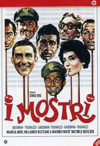 Bild von I Mostri [IT Import]