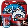 Disney Pixar Cars 2: 3 Piece Dinner Set