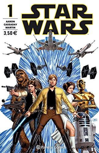Star Wars nº 01 (estándar) (Star Wars: Cómics Grapa Marvel) por Jason Aaron