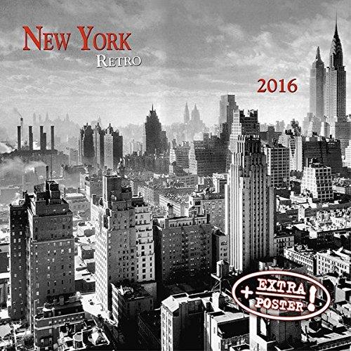 New York Retro 2016: Kalender 2016