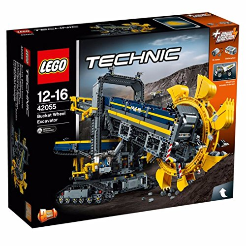 LEGO Technic 42055 Construction Set, Mining Excavator