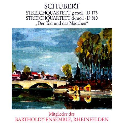 "String Quartet No. 14 in D Minor, D. 810, ""Death and the Maiden: II. Andante con moto"