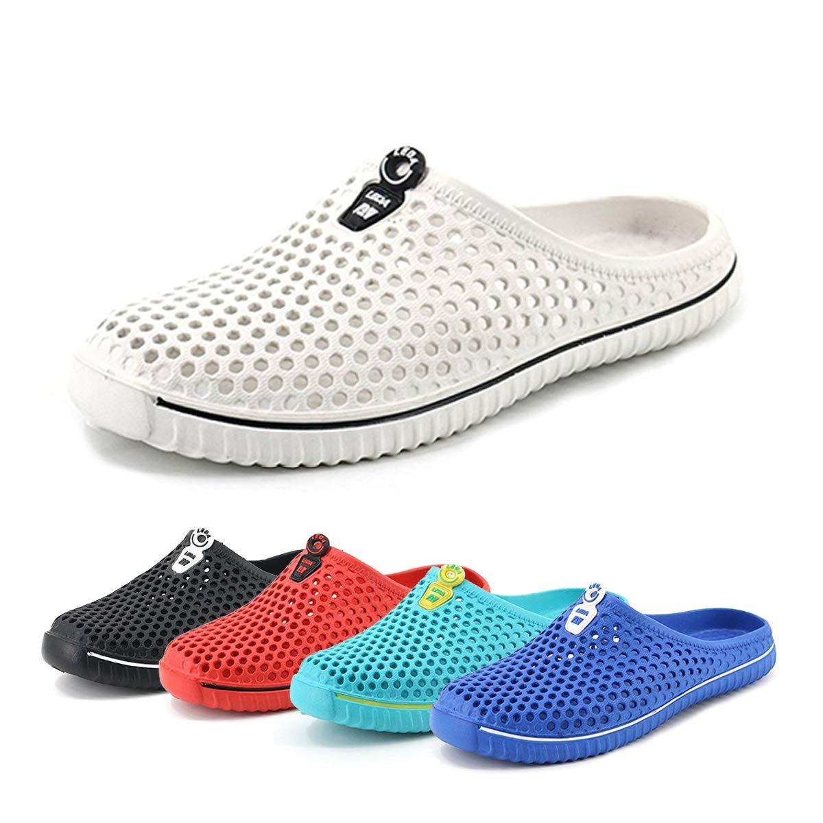 migliore qualità design di qualità grande sconto gracosy Uomo Pantofole Scarpe Traspirante Estivi Sandali Infradito ...