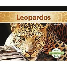 Leopardos (Abdo Kids: Grandes Felinos)