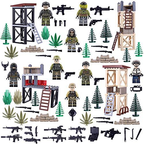 FutureShapers Juego Militar Escena Batalla + Juego