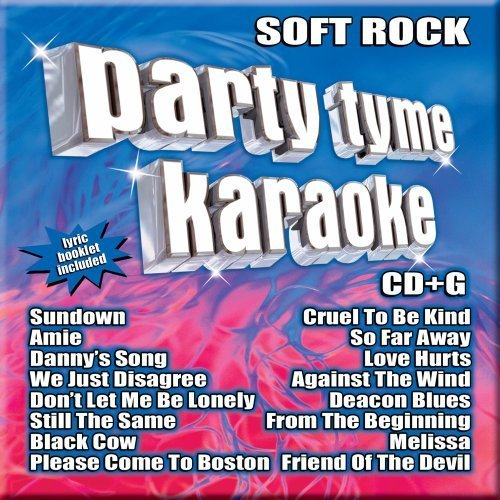 Party Tyme Karaoke: Soft Rock by Sybersound Records