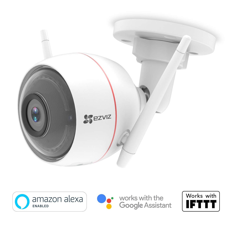 EZVIZ ezGuard Outdoor WiFi Smart Home Security Camera