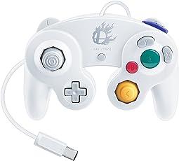Super Smash Bros. Nintendo GameCube Controller, White [Japan Import]