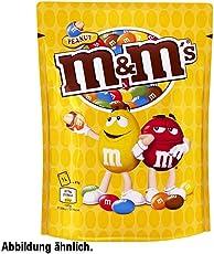5x M&M'S Peanut á 165g Beutel = 825g MHD:23.12.18