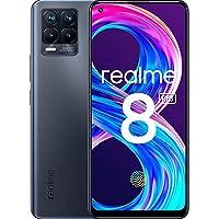 realme 8 Pro Smartphone ohne Vertrag, 108 MP Infinity-Kamera Android Handy, 6,4 Zoll Super AMOLED-Vollbildschirm, 50 W…