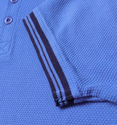 Luke 1977 Herren Poloshirt Sky Navy