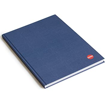 RHINO RCBA4 A4 160 Pages Ruled Case Bound Book - Blue