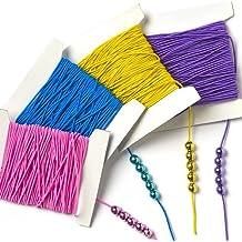 Elastici colorati per gioielli per bambini (confezione) - Bambini Perline