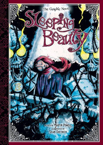 Sleeping Beauty: The Graphic Novel (Graphic Spin) by Martin Powell (Adapter) � Visit Amazon's Martin Powell Page search results for this author Martin Powell (Adapter), Sean Dietrich (Illustrator) (10-Aug-2012) Paperback