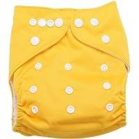 Pannolino tascabile in stoffa per neonati Pannolino impermeabile traspirante Pantaloni regolabili Super assorbenti per…