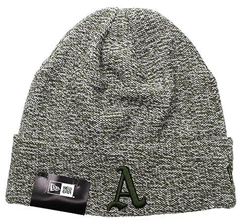New Era Chapeau d'hiver Beanie - Oakland Athletics