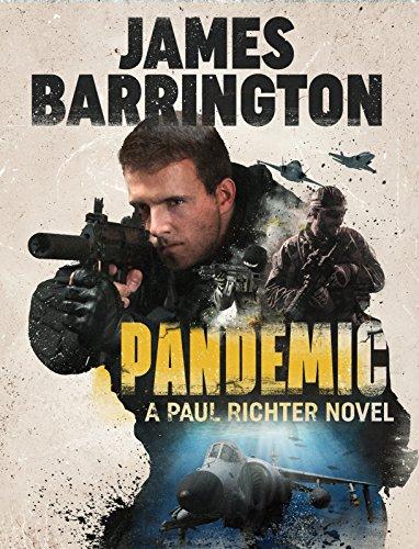 Pandemic (An Agent Paul Richter Thriller Book 3) (English Edition)