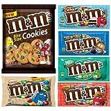 M&M's Variety Mix Pack (Pretzel, Peanut Butter, Dark Chocolate Mint, Almond, Cookie Bites)