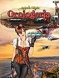 Orologeria (Le Ombre di Marte - Steampunk Saga Vol. 1)