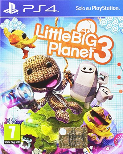 Sony Entertainment Sw Ps4 9445913 LittleBigPlanet