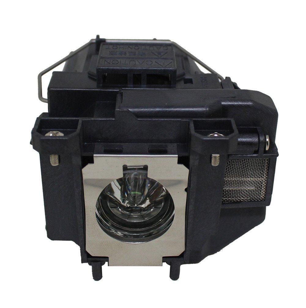 Lampe de Projecteur Ampoule ELPLP58 V13H010L58 pour Epson EB-S9 EB-S92 EB-W10 EB-W9 EB-X10 EB-X9 EB-X92 EB-S10 EX3200 EX5200 EX7200 H367A H367B H368B PowerLite 1220 PowerLite 1260