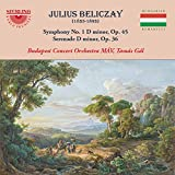 Julius Beliczay: Symphony No.1 & Serenade in D minor