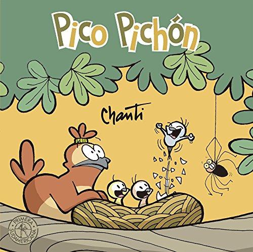 Pico Pichón 1 por Chanti