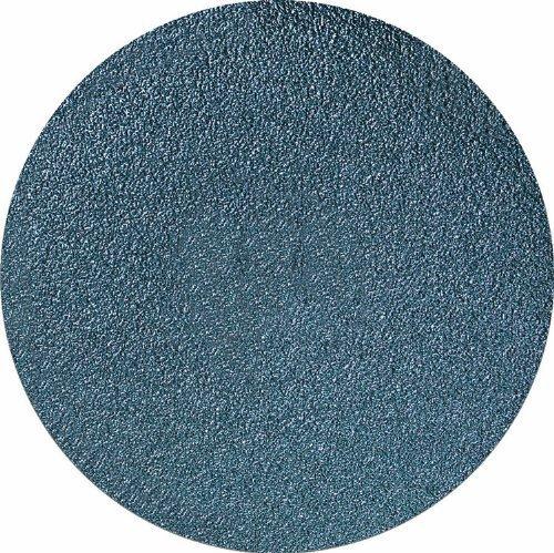 United Abrasives/SAIT 37099 6-Inch Zirconium Pressure Sensitive Adhesive Disc, 80X, 50 Pack by United Abrasives
