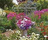 Gartenträume 2018: Großer Wandkalender. Foto-Kunstkalender zum Thema Gärten. PhotoArt Kalender im Querformat. 55 x 45,5 cm