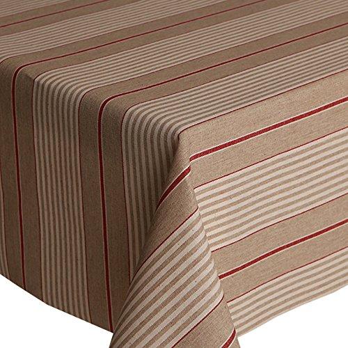 mantel-con-revestimiento-de-acrilico-rojo-de-rayas-de-puerto-2-metros-200-cm-x-140-cm-aspecto-de-lin