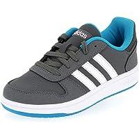 adidas Boy's Unisex Kids Hoops 2.0 Basketball Shoes Child