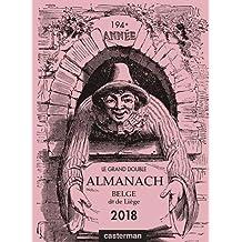 Almanach de Liège 2018